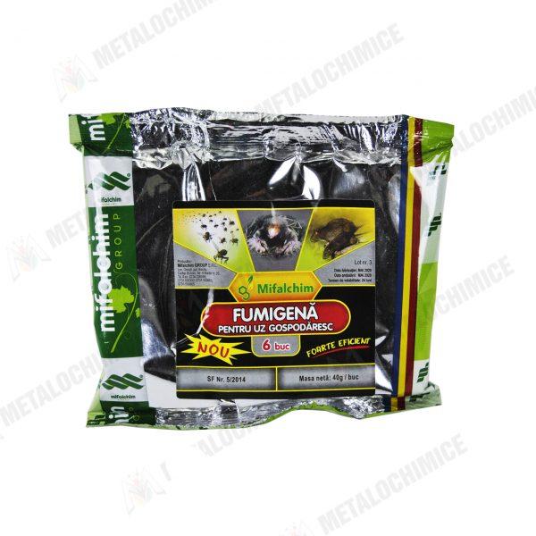 fumigene cartite plosnite insecte 6 bucati 1