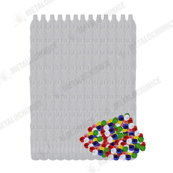 sticla de plastic cu capac 1l 189 buc bax 1