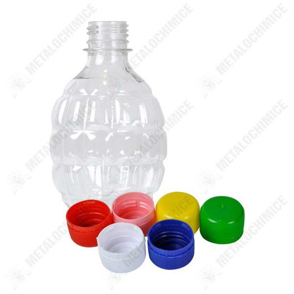 sticla plastic 250 ml forma grenada 300 buc 1