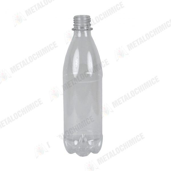 sticle pet plastic 500 ml 264 buc cu capac 2