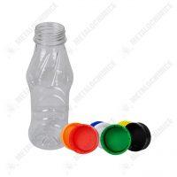 sticle plastic 250 ml transparente 300 bucati 1