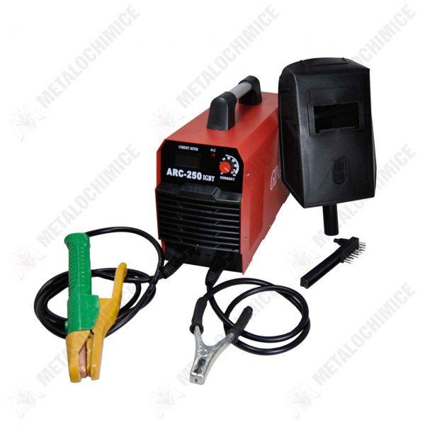 invertor sudura profesional mma 250 amperi