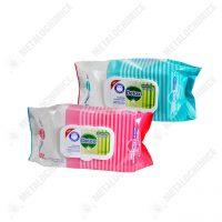 detox servetele umede antibacteriene 102 buc pachet