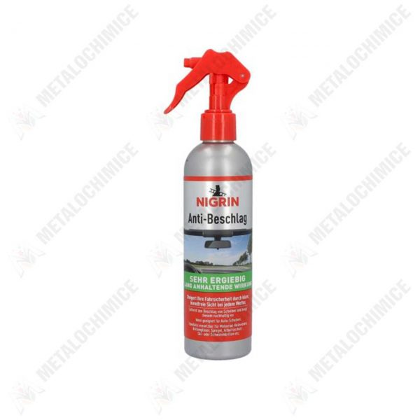 nigrin spray dezaburire parbriz geamuri 300 ml cu pulverizator 1