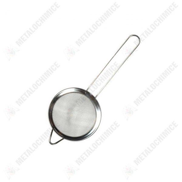 strecuratoare ceai mica inox 7 cm 2