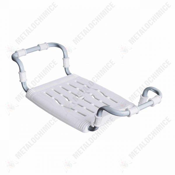 Scaun pentru cada baie reglabil 1