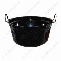 ceaun emailat pentru magiun 50 litri 60 cm