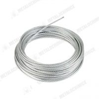 Cablu otel plastifiat ancorare usoara 100m x 4 mm