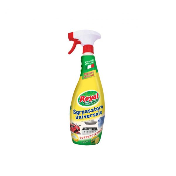 royal hygiene degresant universal lamaie 650 ml cu pulverizator