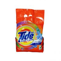 tide touch of lenor color detergent rufe automat pudra instant 2 kg 1